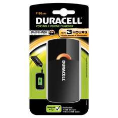 Duracell Portable USB Charger for mobiles etc - Reduced to Clear - £5 InStore at Robert Dyas