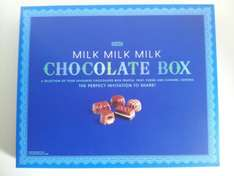 Large 600g Box Of Chocolates was £12 now £6 in Marks & Spencer