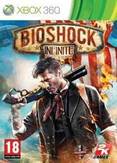 Bioshock Infinite (Xbox 360) Preowned - £6 Delivered @ Game