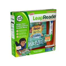 LeapFrog LeapReader Reading and Writing System - Green for £9.99 @ direct.asda.com