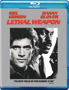 Lethal Weapon BLU-RAY £1.99 at base.com