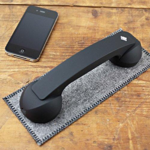 Pop Bluetooth Retro Handset - Home Bargins INSTORE - £1.99
