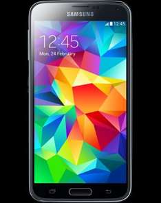 samsung galaxy s5 (Refurb) on O2  £28pm a month @ Mobiles.co.uk