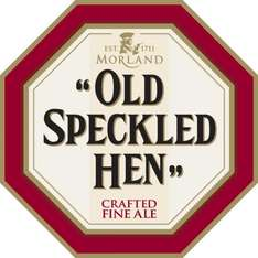 Old Speckled Hen 500Ml Plus 50% Extra Free £1.97 @ Tesco