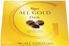 190g Box of Terry's All Gold Dark for £1.00 at Poundland