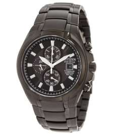 **Lowest Ever Price** Citizen Men's CA0265-59E Eco-Drive Titanium Watch - £116 (With Code) @ Amazon