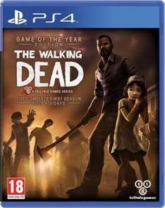 The Walking Dead TellTale Series Game of the Year (GOTY) Edition £22.99 @ 365Games
