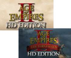 [Steam] Age of Empires II HD for £2.93 + The Forgotten DLC for £1.46 @ Amazon US