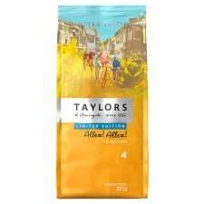 Taylors of Harrogate Limited Edition Rwanda Lake Kivu ground coffee 227g £1.99 @ Home Bargains £1.99