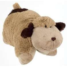 Pillow Pets Dog £6.50 @ Tesco Direct (free del to store)