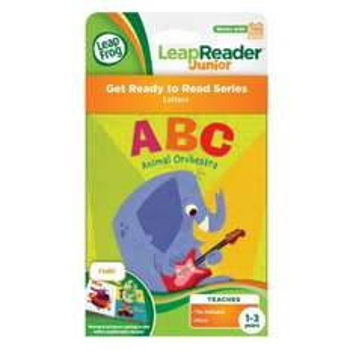 LeapFrog LeapReader Junior Book Animal Orchestra Alphabet ABC for £2.49 @ direct.asda.com