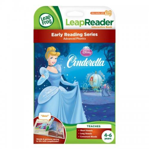 LeapFrog LeapReader Early Reader Storybook Disney's Cinderella for £3.24 @ direct.asda.com