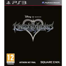 Kingdom Hearts 2.5 HD Remix (PS3) (Preorder) £20.75 With Code @ 365 Games
