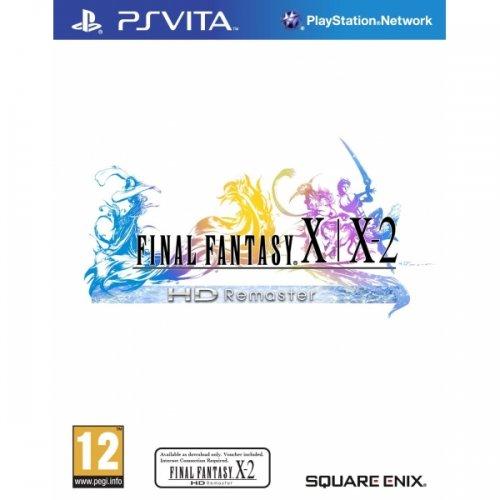 Final Fantasy X/X-2 HD Remaster (PS Vita) £19.79 With Code @ 365 Games