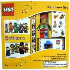 Lego Classic Stationery Set was £25 now £5 from Hobbycraft