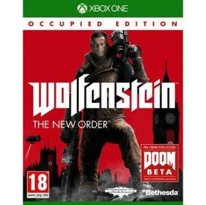 Wolfenstein The new order-Occupied Edition- £34.98 XBox One @ Zavvi