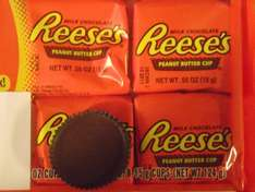 Reeces Peanut Butter Cup 19p @ Homes and Bargains