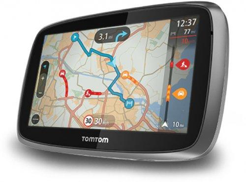 "TomTom GO 5000 EU - 5"" Sat Nav with Full European Lifetime Maps, ...  £199.99 @ Amazon"