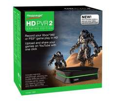 HAUPPAUGE HD PVR 2 Gaming Edition Game Capture £129.99 @ PC World
