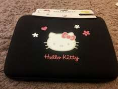 Hello Kitty Neoprene Laptop Case/Cover/Sleeve 99p INSTORE WH Smith
