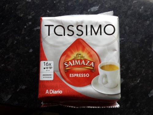 Tassimo Saimaza espresso £0.99 @ 99p Store