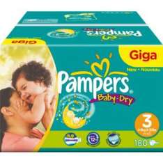 Pampers giga pack £10 @ Asda