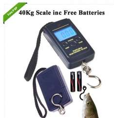 Luggage Digital Scales - New offering - Ebay (Super-save) £2.90
