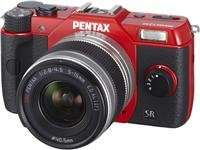 Red Pentax Q10 with 5-15mm Lens for £149 from SRS Microsystems