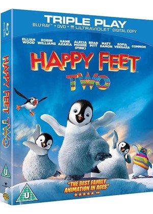 Happy feet two BLU-RAY (triple play) £2.99 at base