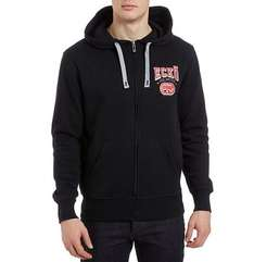 Ecko oakdale Hoody - Black for £10 [S -XXL] + free collect @ JD SPORTS