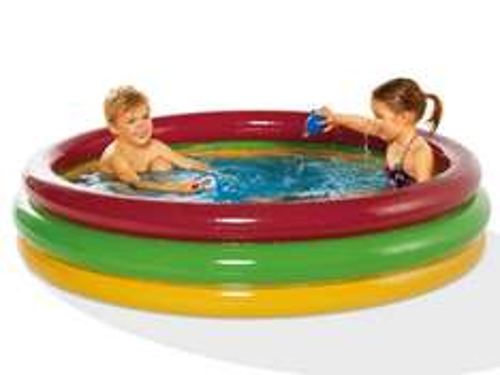 CRIVIT BEACH Inflatable Beach Chair or Kids' Paddling Pool £6.99 @ lidl