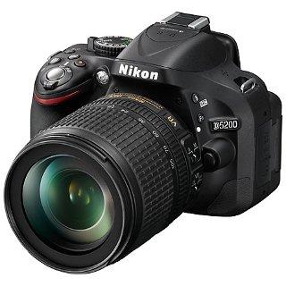 Nikon D5200 18-105mm & Nikon accessory Kit for £654.92 (£604.92 after cash back) @ John Lewis