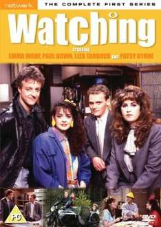 Watching: The Complete First Series [DVD] - RIP Patsy Byrne £9.01 @ Amazon   (free delivery £10 spend/prime/Amazon locker)