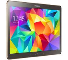 """SAMSUNG Galaxy Tab S 10.5"""" Tablet - Bronze £399.99 available 4/7/2014 @ currys"""