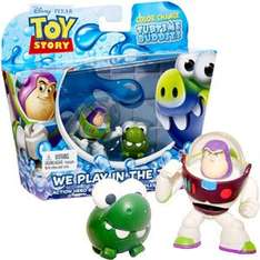 Toy Story Colour Change Bathtime Buddies (2 packs of 2) £1.98 @ Home Bargains