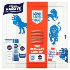 Nivea Men Ultimate Line Up Giftpack now £3.49 @ Tesco (or see thread for combo deal)
