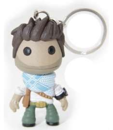 LittleBigPlanet Uncharted Drake Sackboy Keyring £1.99 @ SImply Games Direct