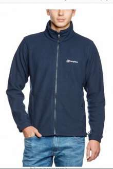 berghaus men's Spectrum Interactive Fleece @ amazon. size Large only for £19.99.