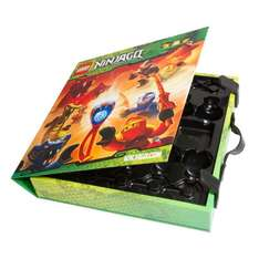 LEGO Ninjago 853409 Spinner Storage Box £1.77 RRP £14.99 (Add-on Item) (£10 spend required) @ Amazon