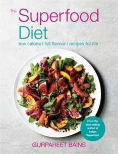 73% off RRP on The Superfood Diet (Was £14.99, NOW £3.99) @ The Book People