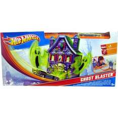 **HOT WHEELS GHOST BLASTER TRACK £2.49 AT ASDA - FREE CLICK AND COLLECT!**