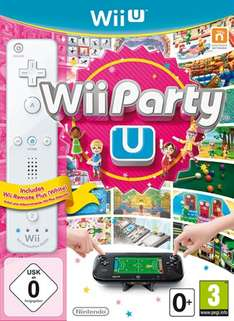 Wii U Party £24.99 and Wii Party £19.99 - Clearance Bargains Walsall