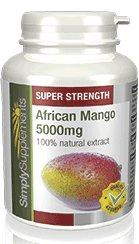 African Mango 5000mg SALE - 30% OFF £10.99 @ SimplySupplements