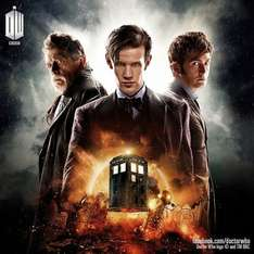 Day of the Doctor and Time of the Doctor free on BBC iPlayer!