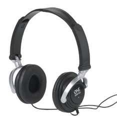 One For All SV 5411 DJ Style Headphones £5.99 Delivered Sold by Enpee Enterprises Ltd and Fulfilled by Amazon.