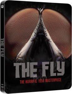 The Fly (original 1958) - Limited Edition Steelbook Blu-ray - £6.99 at Zavvi