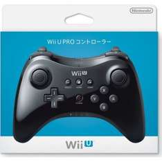 Wii U Pro Controller £30 (possibly less) at Play Asia