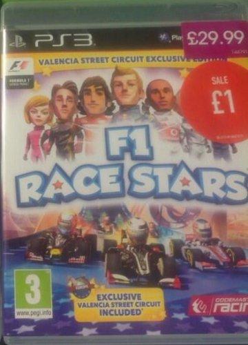F1 Race Stars PS3 £1 @ GAME (offline / instore)