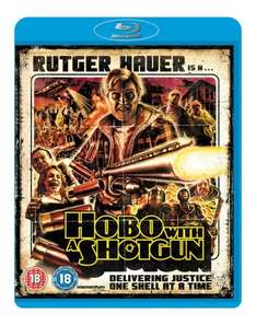 Hobo with a Shotgun [Blu-ray] £3.00 @ Amazon (free delivery £10 spend/prime/locker)