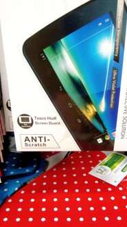 tesco hudl screen protector £1.00 @ Poundland